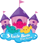 3 little birds